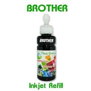 หมึกเติมอิงค์เจ็ท for Brother ดำ BK