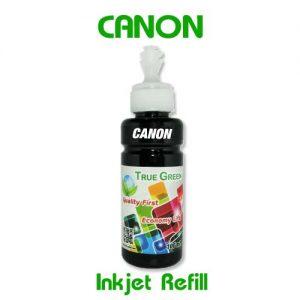 หมึกเติมอิงค์เจ็ท for Canon ดำ BK