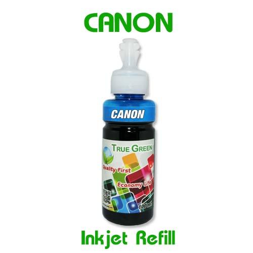 หมึกเติมอิงค์เจ็ท for Canon ฟ้า CY