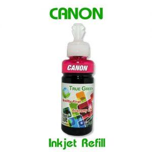 หมึกเติมอิงค์เจ็ท for Canon ชมพู MA