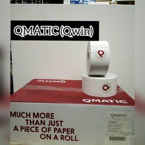 PP006 กระดาษเทอมอลล์ QMATIC รุ่น Q-WIN (ORI)