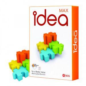 PP044 กระดาษปอนด์ A4 70g Idea Max (500 แผ่น/ห่อ)