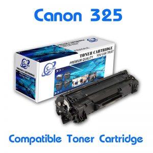 ตลับหมึกพิมพ์เลเซอร์ Canon MF3010, LBP6000/6030W (Cartridge-325) เทียบเท่า