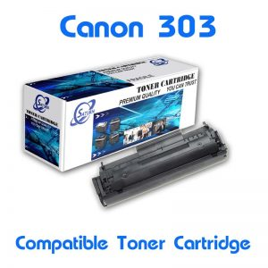 ตลับหมึกพิมพ์เลเซอร์ Canon LBP-2900 / LBP-3000 (Cartridge-303) เทียบเท่า
