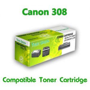 ตลับหมึกพิมพ์เลเซอร์ Canon LBP-3300/3370/3310/3360 (Cartridge-308) เทียบเท่า