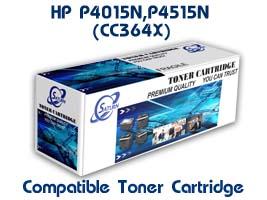 ตลับหมึกพิมพ์เลเซอร์ HP 4015N, P4015N (CC364X) เทียบเท่า