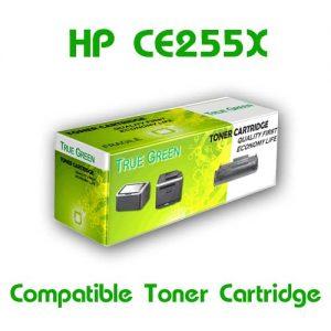 ตลับหมึกพิมพ์เลเซอร์ HP P3015, M521 (CE255X) เทียบเท่า