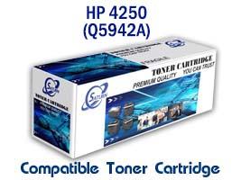 ตลับหมึกพิมพ์เลเซอร์ HP 4250, 4250N (Q5942A) เทียบเท่า