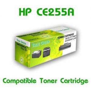 ตลับหมึกพิมพ์เลเซอร์ HP P3015, M521 (CE255A) เทียบเท่า