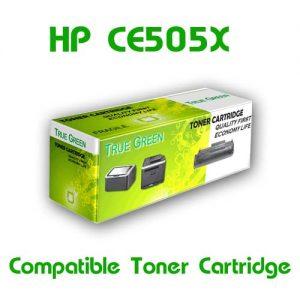 ตลับหมึกพิมพ์เลเซอร์ HP 2055, 2050 (CE505X) เทียบเท่า